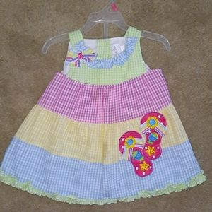 Emily Rose Infant Dress